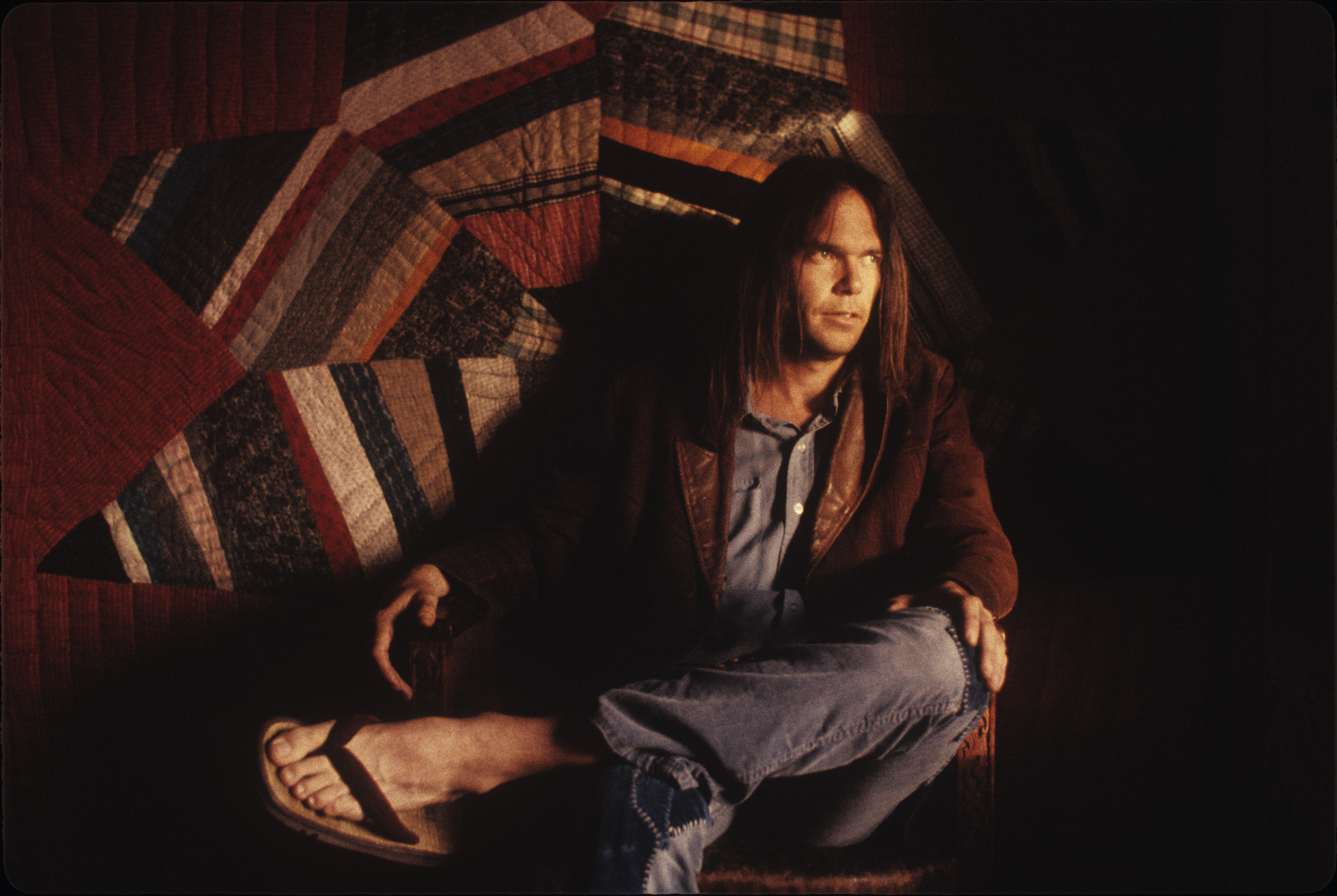 Neil Young (Foto: Warner Records)